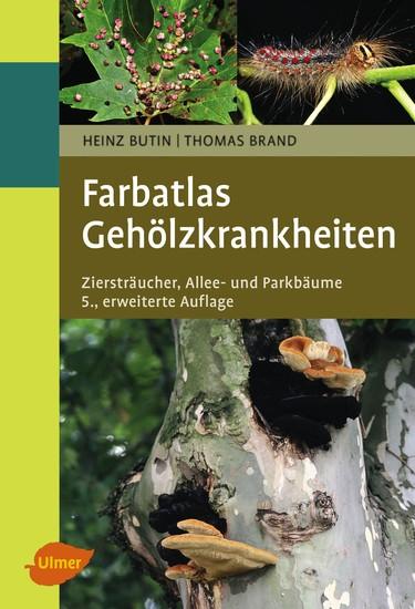 Farbatlas Gehölzkrankheiten - Blick ins Buch
