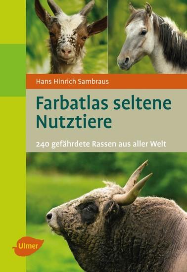 Farbatlas seltene Nutztiere - Blick ins Buch