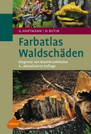 Farbatlas Waldschäden - Blick ins Buch