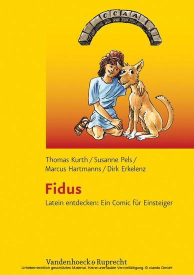 Fidus - Blick ins Buch