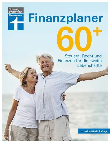 Finanzplaner 60+ - Blick ins Buch