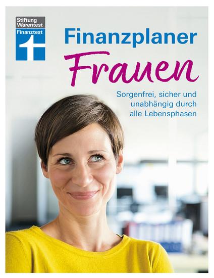 Finanzplaner für Frauen - Blick ins Buch