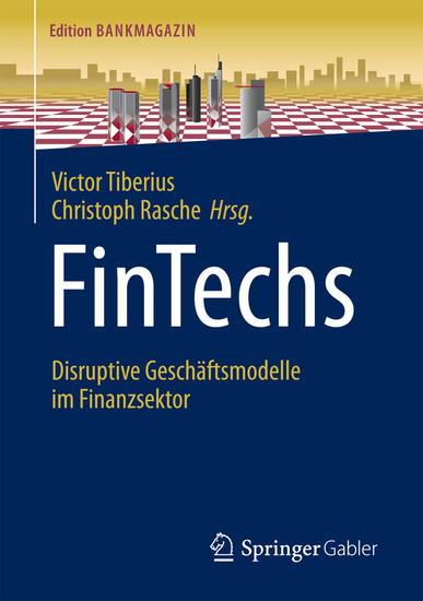 FinTechs - Blick ins Buch