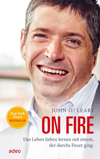 On fire - Blick ins Buch