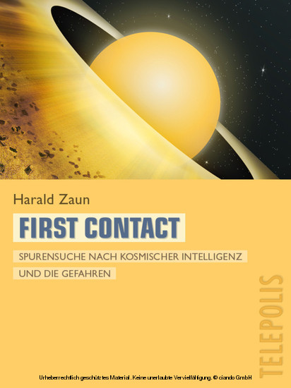 First Contact (Telepolis) - Blick ins Buch