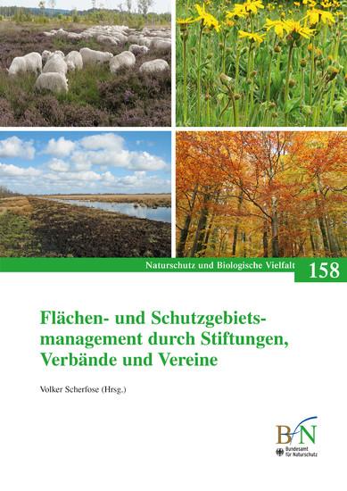 Flächen- und Schutzgebietsmanagement durch Stiftungen, Verbände und Vereine - Blick ins Buch