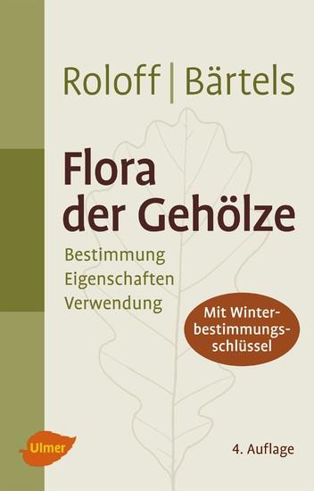 Flora der Gehölze - Blick ins Buch