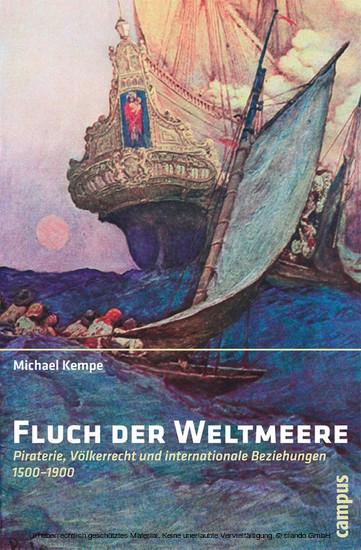Fluch der Weltmeere - Blick ins Buch