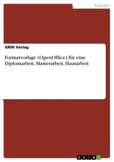 Diplomarbeit kaufen beispiel analyse deutsch lk