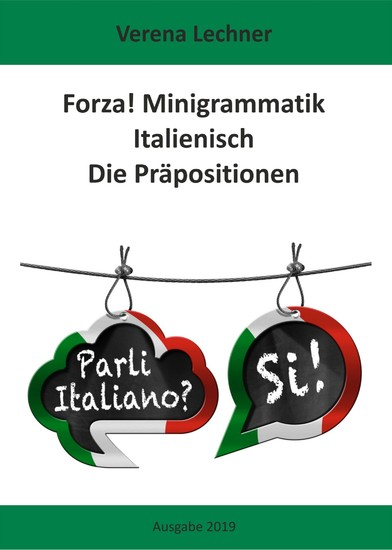 Forza! Minigrammatik Italienisch - Blick ins Buch