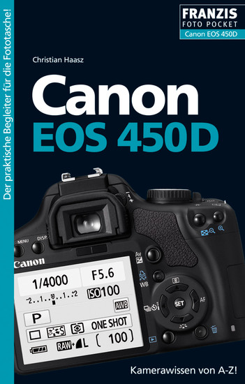Foto Pocket Canon EOS 450D - Blick ins Buch
