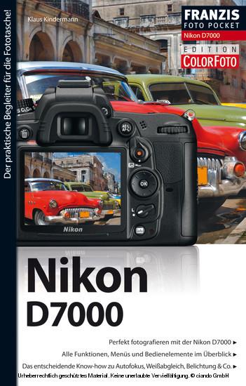 Foto Pocket Nikon D7000 - Blick ins Buch