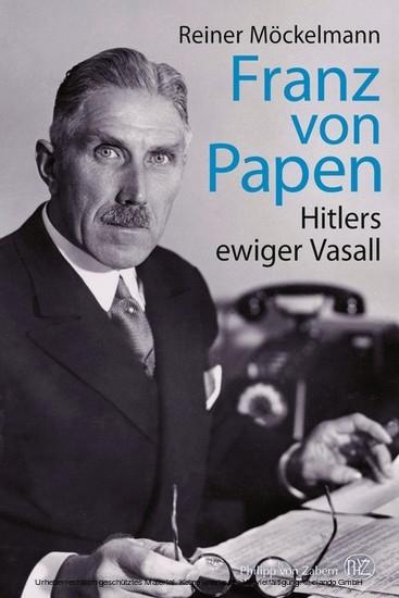 Franz von Papen - Blick ins Buch