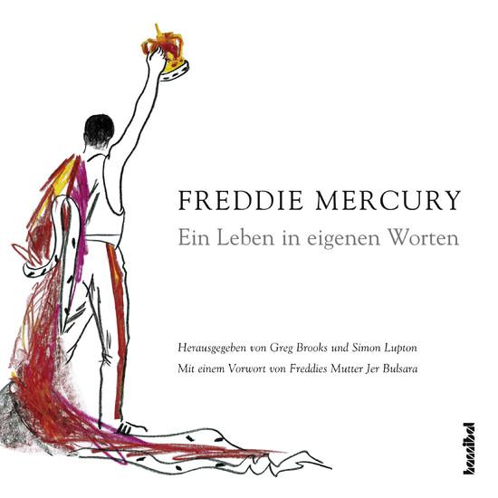 Freddie Mercury - Blick ins Buch