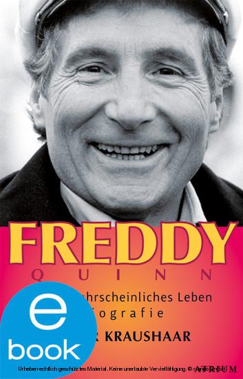 Freddy Quinn - Blick ins Buch
