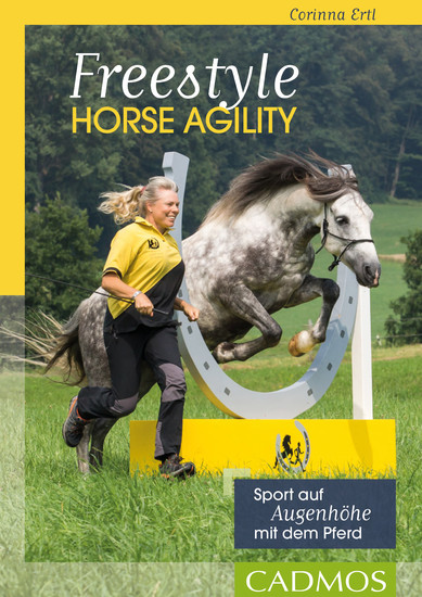 Freestyle Horse Agility - Blick ins Buch