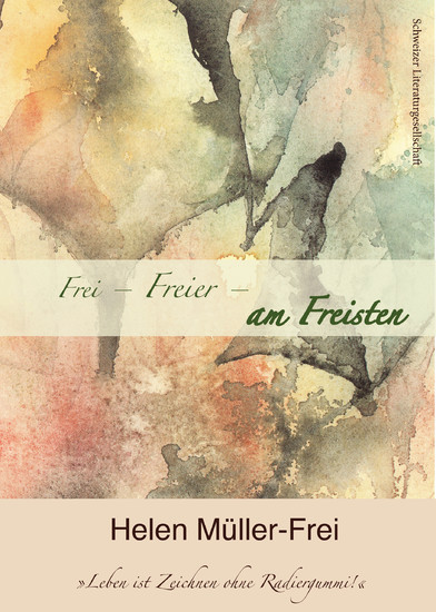 Frei, Freier, am Freisten - Blick ins Buch