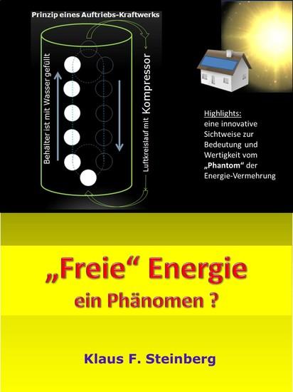 Freie Energie ein Phänomen? - Blick ins Buch
