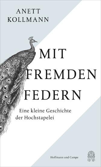 Mit fremden Federn - Blick ins Buch