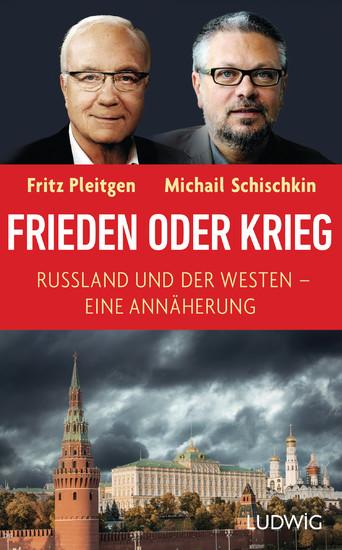 Frieden oder Krieg - Blick ins Buch