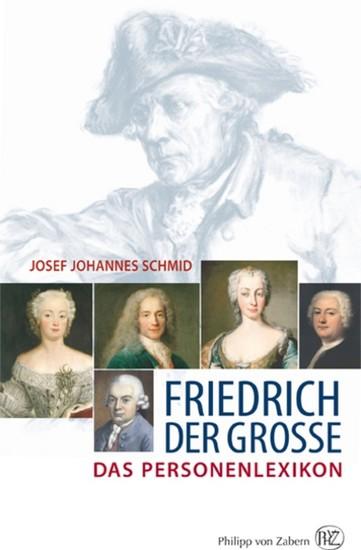 Friedrich der Große - Blick ins Buch