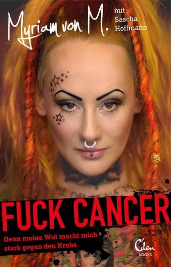 Fuck Cancer - Blick ins Buch