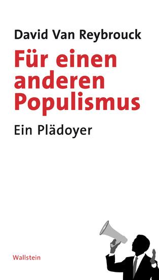 Für einen anderen Populismus - Blick ins Buch