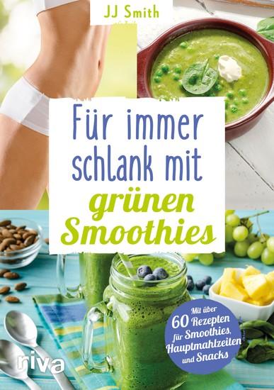 Für immer schlank mit grünen Smoothies - Blick ins Buch