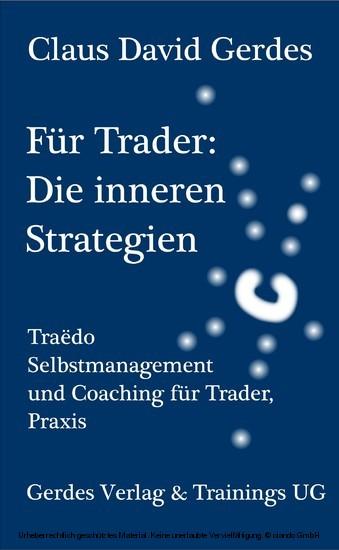 Für Trader: Die Inneren Strategien - Blick ins Buch