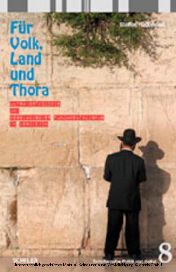 Für Volk, Land und Thora - Blick ins Buch