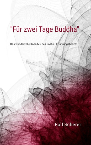 """""""Für zwei Tage Buddha"""" - Blick ins Buch"""