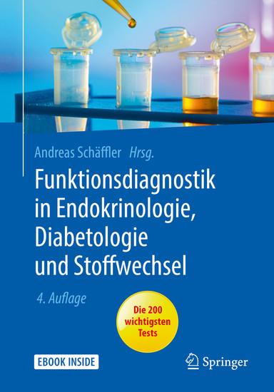 Funktionsdiagnostik in Endokrinologie, Diabetologie und Stoffwechsel - Blick ins Buch
