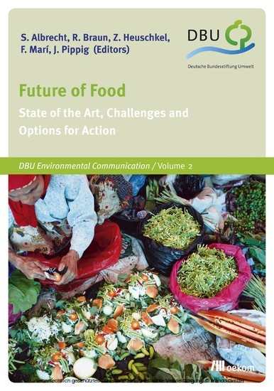 Future of Food - Blick ins Buch