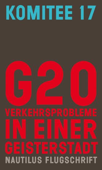 G20. Verkehrsprobleme in einer Geisterstadt - Blick ins Buch