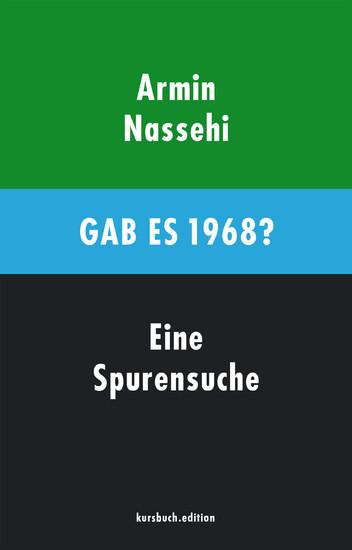 Gab es 1968? - Blick ins Buch
