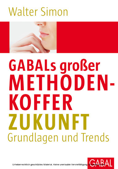GABALs großer Methodenkoffer Zukunft - Blick ins Buch