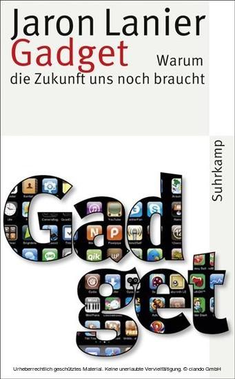 Gadget - Blick ins Buch