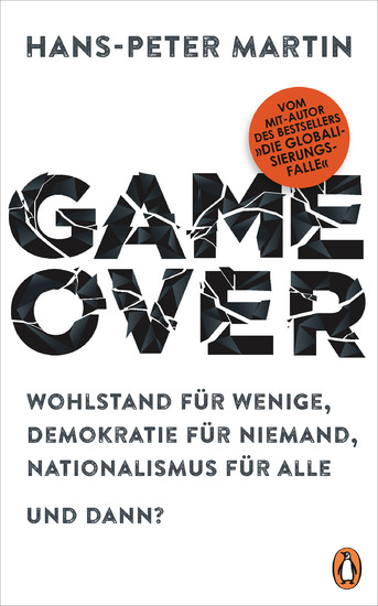 Game Over - Blick ins Buch