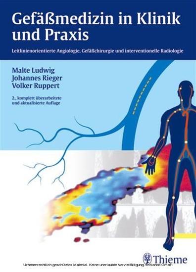 Gefäßmedizin in Klinik und Praxis - Blick ins Buch