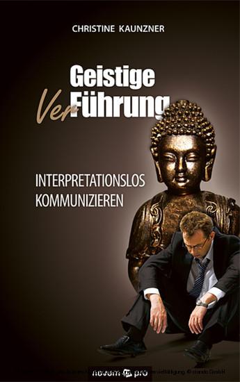 Geistige (Ver)-Führung - Blick ins Buch