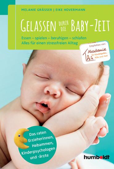 Gelassen durch die Baby-Zeit - Blick ins Buch