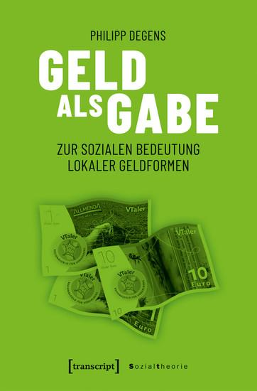 Geld als Gabe - Blick ins Buch