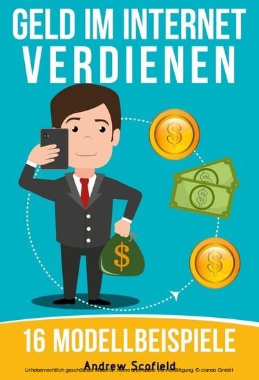 Geld im Internet verdienen - Blick ins Buch