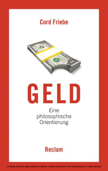 Geld - Blick ins Buch
