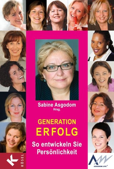 Generation Erfolg - Blick ins Buch