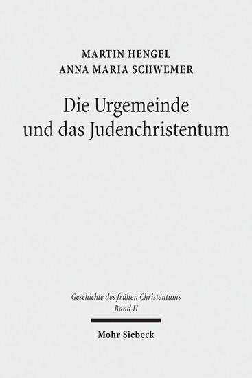 Geschichte des frühen Christentums - Blick ins Buch