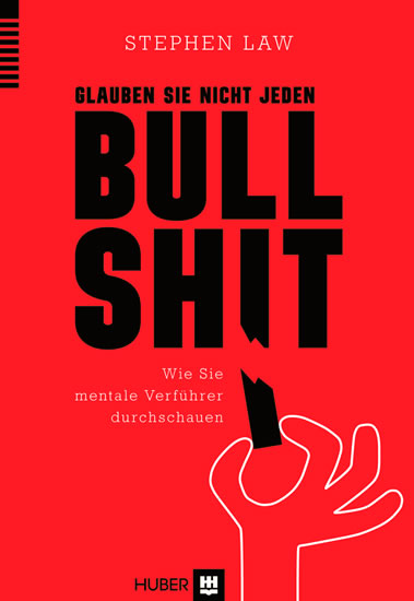 Glauben Sie nicht jeden Bullshit - Blick ins Buch