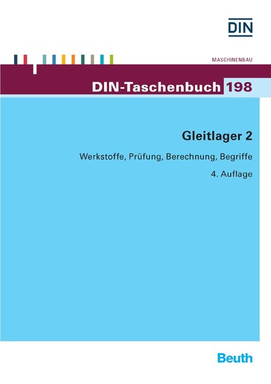 Gleitlager 2 - Blick ins Buch