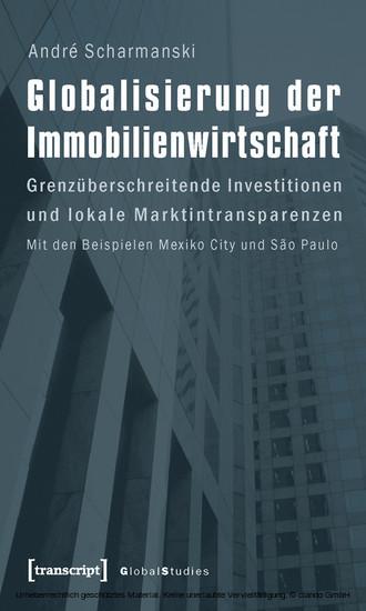 Globalisierung der Immobilienwirtschaft - Blick ins Buch