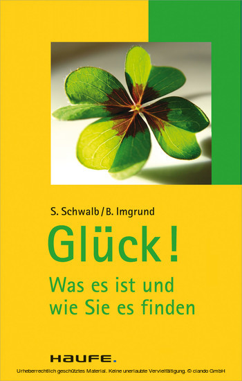 Glück! - Blick ins Buch
